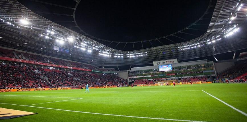 """Bundesliga: """"Aptekarze"""" zmierzą się z """"Wilkami"""" na BayArenie"""