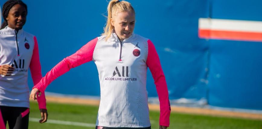 LM kobiet: Chelsea ogrywa Juventus, Paulina Dudek z golem dla PSG