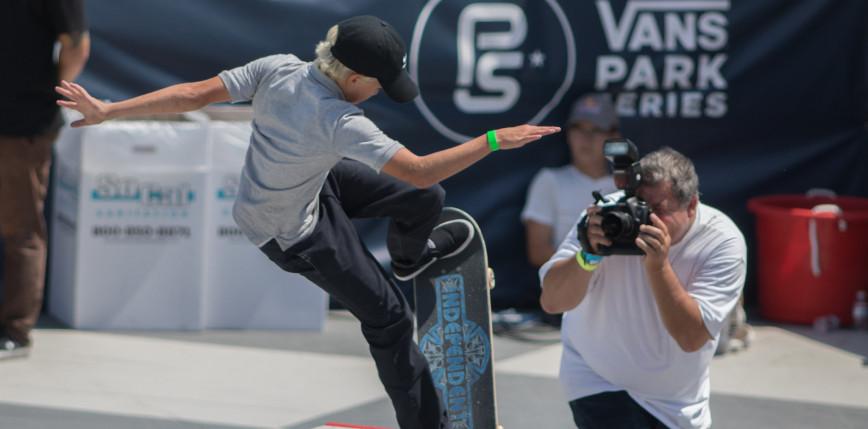 Tokio 2020 - Skateboarding: deklasacja Palmera, pogrom faworytów