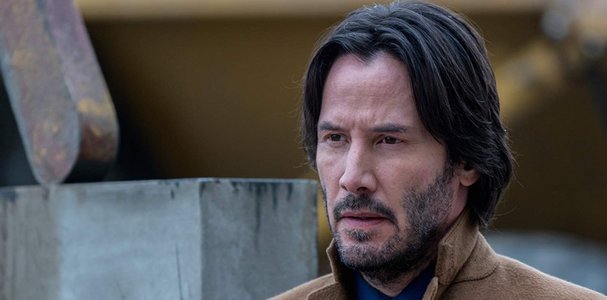"Keanu Reeves w ""Toy Story 4"""