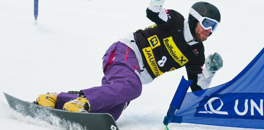 Snowboard - PŚ: zwycięstwa Nadyrsziny oraz Marcha w Bad Gastein