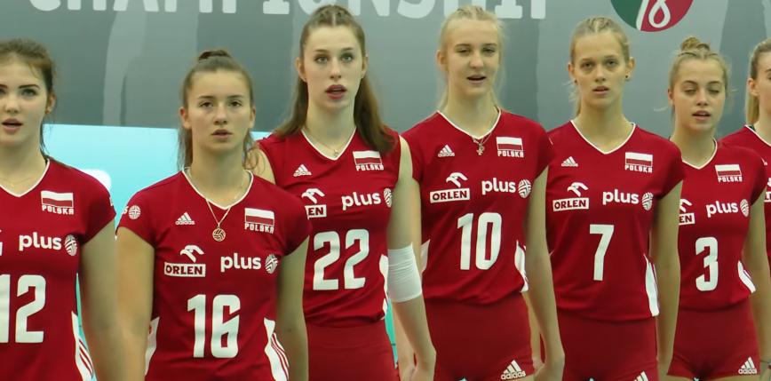 Siatkówka - MŚ U18: Rosjanki za mocne! Półfinał nie dla Polek