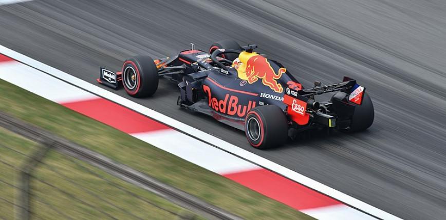 F1: Max Verstappen wygrywa drugi wyścig w Austrii