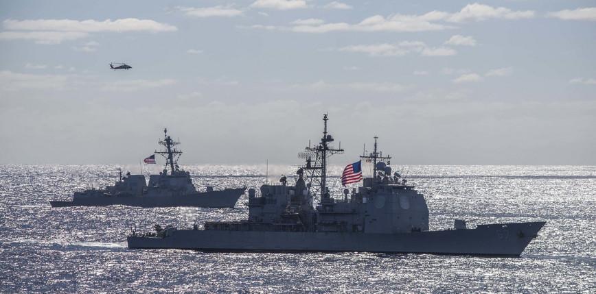 Wenezuela krytykuje manewry morskie USA i Gujany. To efekt sporu terytorialnego