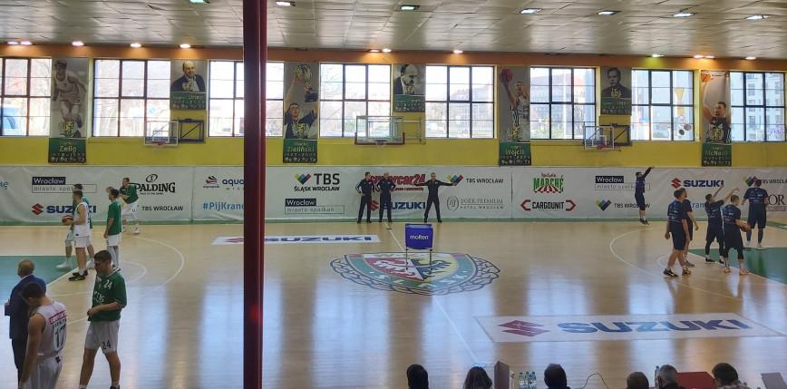 Koszykówka - Suzuki 1LM: TBS Śląsk II pokonał Dziki w rewanżowym spotkaniu