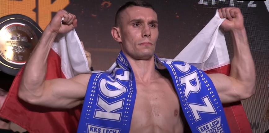 Boks: Wrzesiński przegrywa na gali Tymex Boxing Night 17