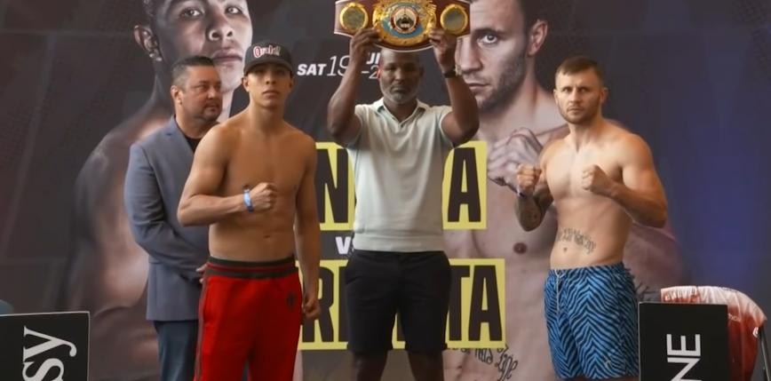 Golden Boy Boxing: porażka Kamila Szeremety z Jaime Munguią