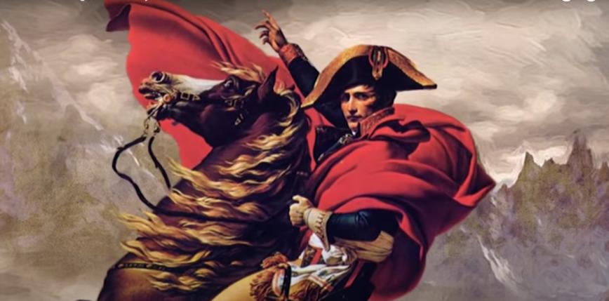 Włoska wyspa wygnania Napoleona gości wystawę o francuskim dowódcy