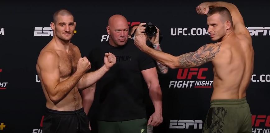 UFC Vegas 25: Krzysztof Jotko przegrywa na punkty