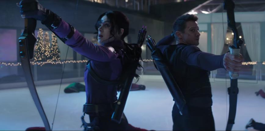 Hawkeye'ów dwóch w nowym zwiastunie serialu