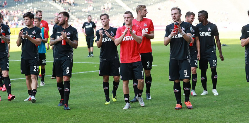 Bundesliga: FC Koeln gromi Holstein Kiel