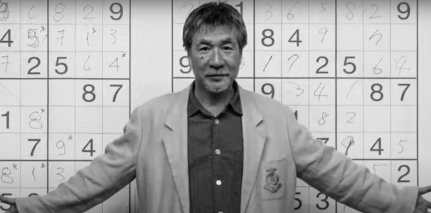 Nie żyje twórca sudoku Maki Kaji