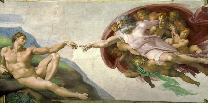 Naukowcy określają wzrost Michała Anioła