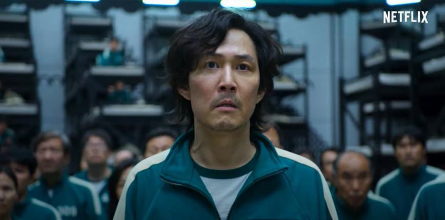 """""""Squid Game"""" – zwiastun koreańskiego thrillera Netflixa"""