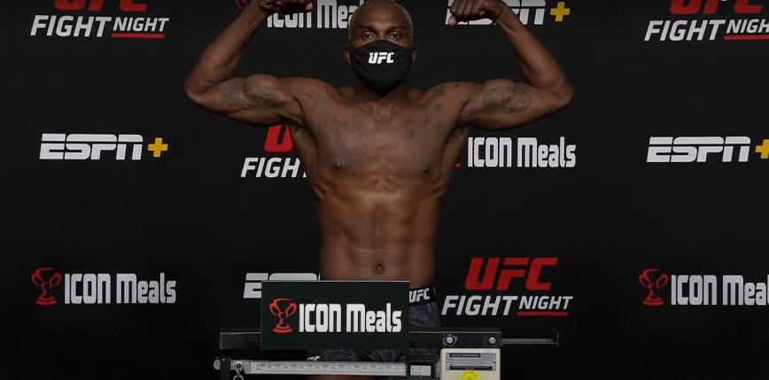 UFC Vegas 36: Derek Brunson poddaje Darrena Tilla w walce wieczoru
