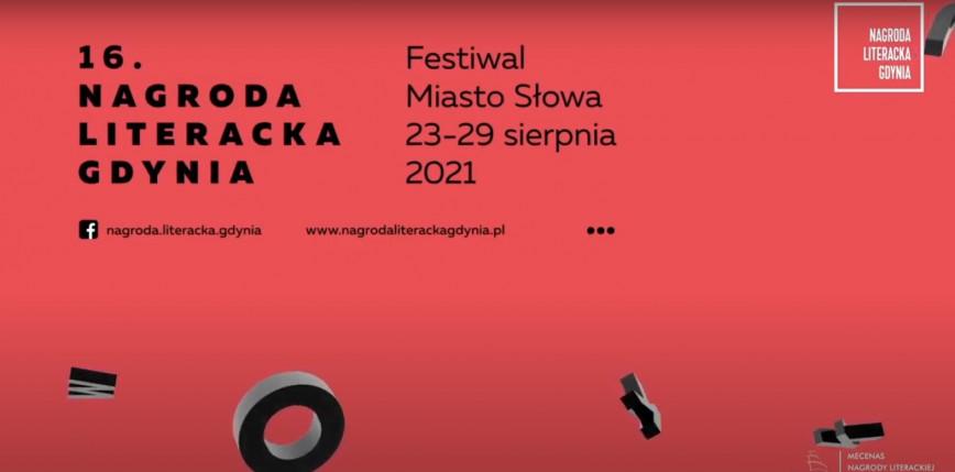Lista nominowanych do 16. Nagrody Literackiej Gdyni