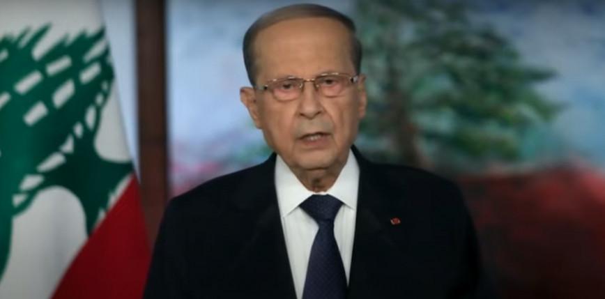 Katar będzie przekazywał libańskiej armii 70 ton żywności miesięcznie