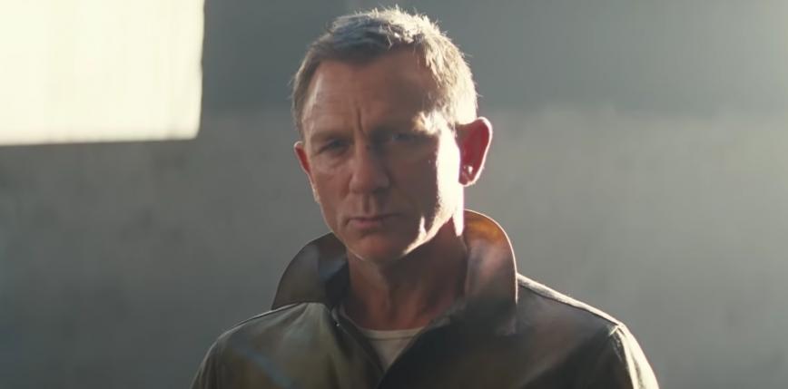 """James Bond powraca na finałowym zwiastunie """"Nie czas umierać"""""""