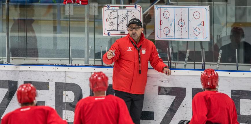 Hokej: reprezentacja Polski na Turniej Trójmorza