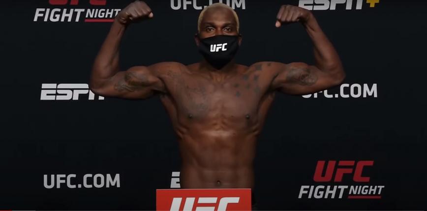 UFC Fight Night: Derek Brunson zdominował Kevina Hollanda