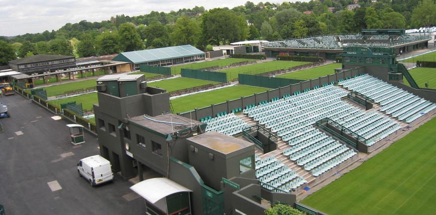 Tenis - Wimbledon: Chwalińska żegna się z londyńskimi kortami