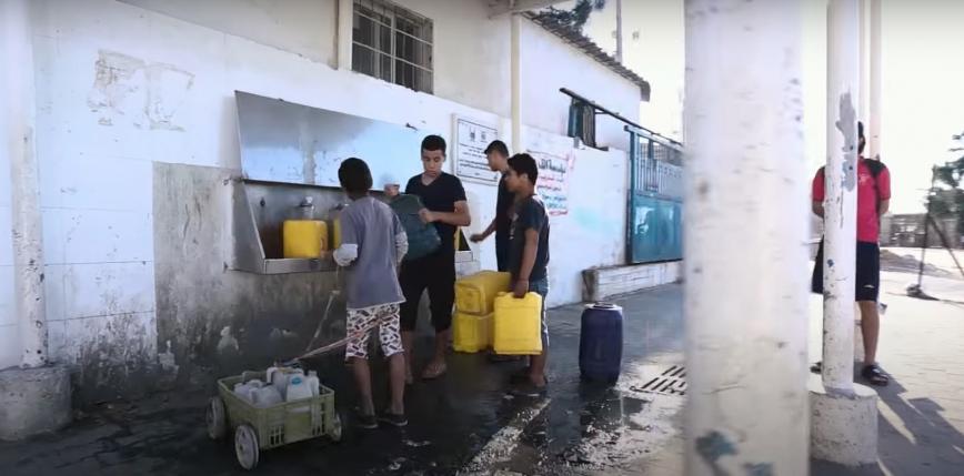 Liban: 71% populacji może nie mieć dostępu do czystej wody