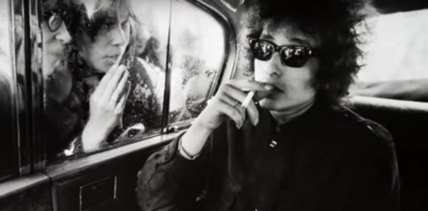 Sprzeczka uznanych autorów książek o Bobie Dylanie