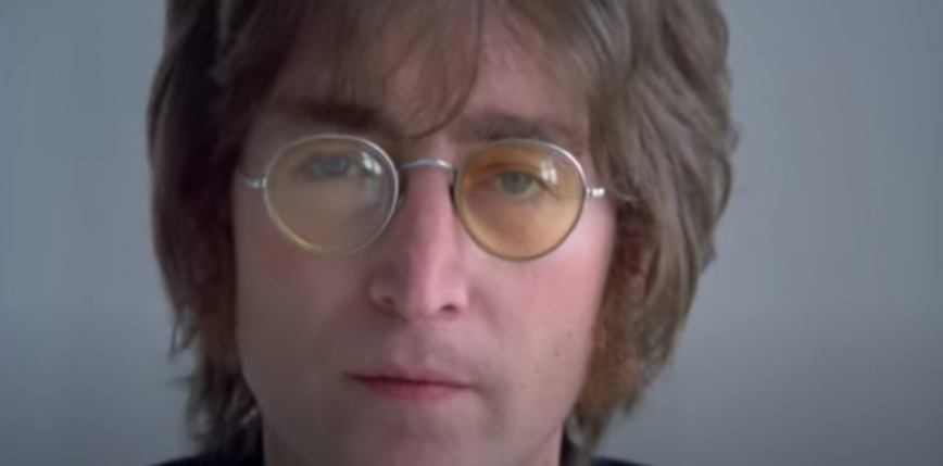 Opublikowano nagranie Johna Lennona