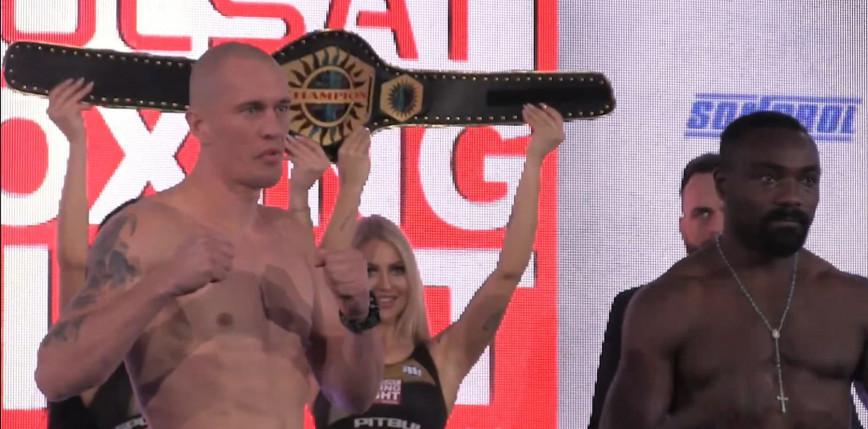 Polsat Boxing Night: już w piątek Michał Cieślak – Jurij Kaszinski. Polak przybliży się do walki o mistrzostwo świata?