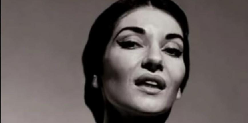 Ujawniono udręczone życie Marii Callas