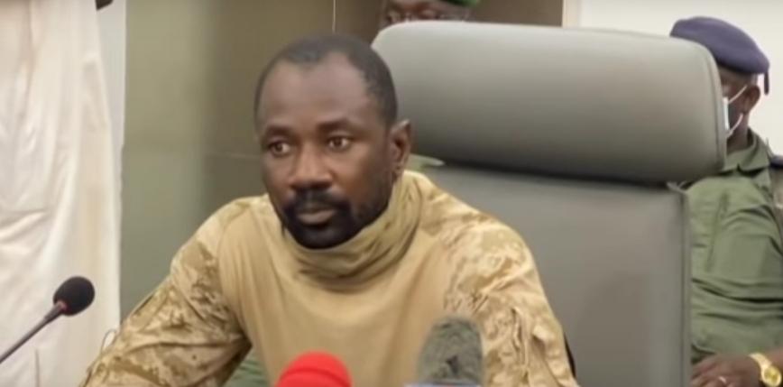 Mali: atak nożownika na tymczasowego prezydenta