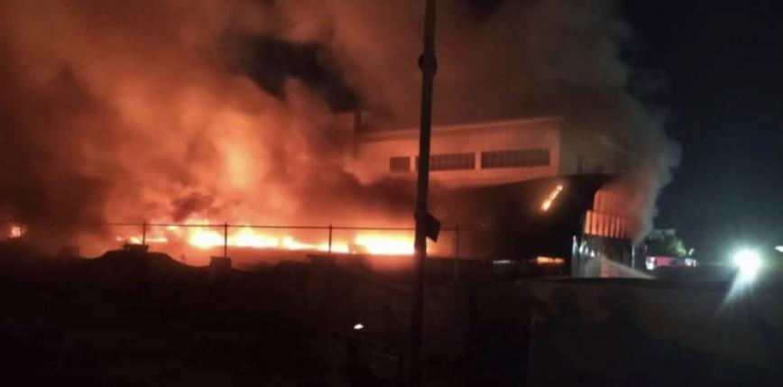 Irak: pożar w szpitalu. Do 92 wzrosła liczba ofiar śmiertelnych [AKTUALIZACJA]