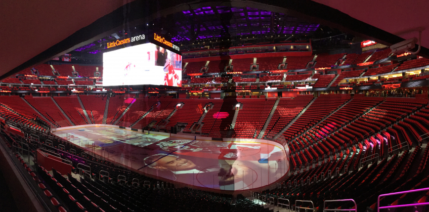 NHL: kolejna porażka Detroit Red Wings, fantastyczny McDavid z Edmonton Oilers