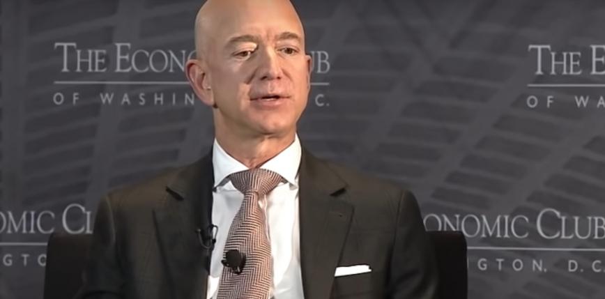 USA: Jeff Bezos poleci w kosmos w lipcu