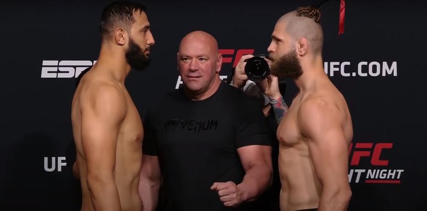 UFC Vegas 25: Dominick Reyes znokautowany, Prochazka górą