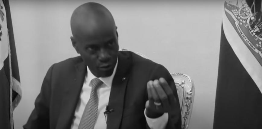 Zastrzelono 4 podejrzanych o zabójstwo prezydenta Haiti