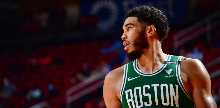 NBA play-in: Hornets za burtą, 50 punktów Tatuma