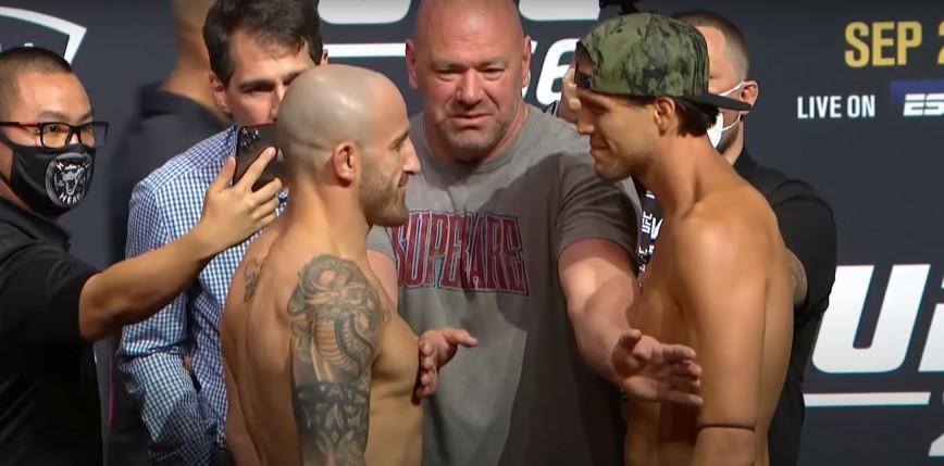 UFC 266: dwa tytuły mistrzowskie na szali [ZAPOWIEDŹ]