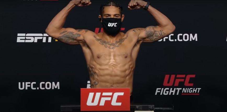 UFC Fight Night: Max Griffin znokautował Kenana Songa