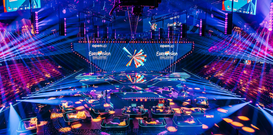 Eurowizja 2021 - wyniki I Półfinału