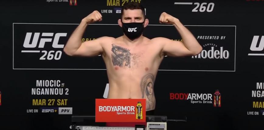 UFC 260: Michał Oleksiejczuk pokonuje Bukauskasa