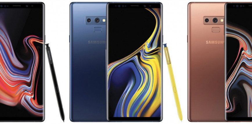 Co wiadomo o Samsungu Galaxy Note 9?