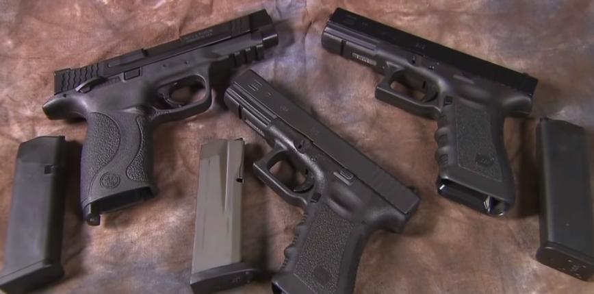 USA: skonfiskowano bardzo dużą ilość broni pochodzącej z Chin i Rosji