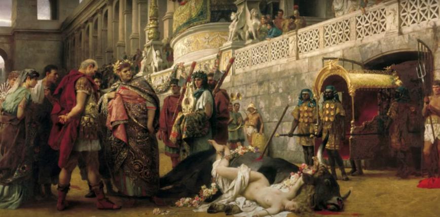 Czy Neron naprawdę był taki zły?