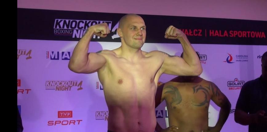 Boks: w sobotę Krzysztof Głowacki może zostać mistrzem świata WBO!