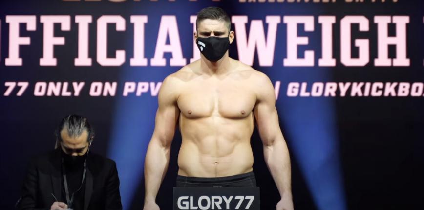 Glory 77: Rico Verhoeven wygrywa turniej wagi ciężkiej