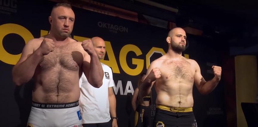 Oktagon MMA 25: Kamil Minda przegrywa w walce o pas