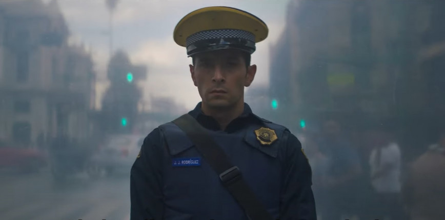 """Film o policjantach"" — meksykański dokument Netflixa"