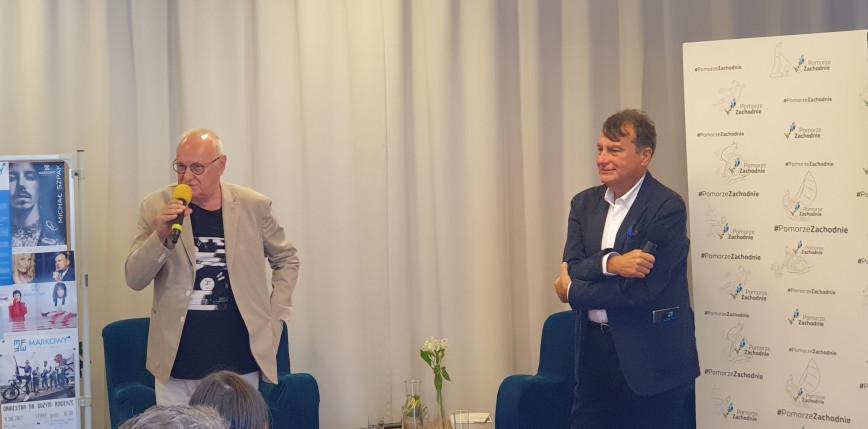 Jacek Cygan o swojej najnowszej książce - relacja ze spotkania