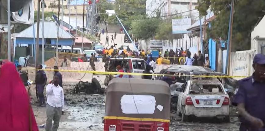 Somalia: atak zamachowca-samobójcy. Nie żyje co najmniej 8 osób